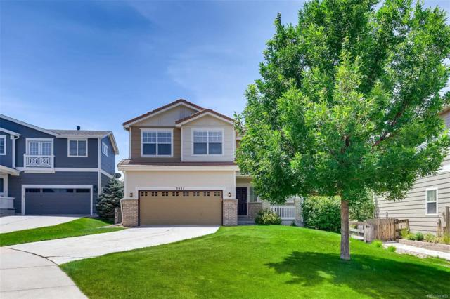 3981 Brushwood Way, Castle Rock, CO 80109 (#2467035) :: The Heyl Group at Keller Williams