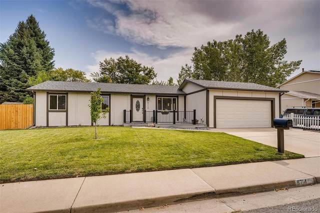 9714 W 75th Way, Arvada, CO 80005 (MLS #2469438) :: 8z Real Estate