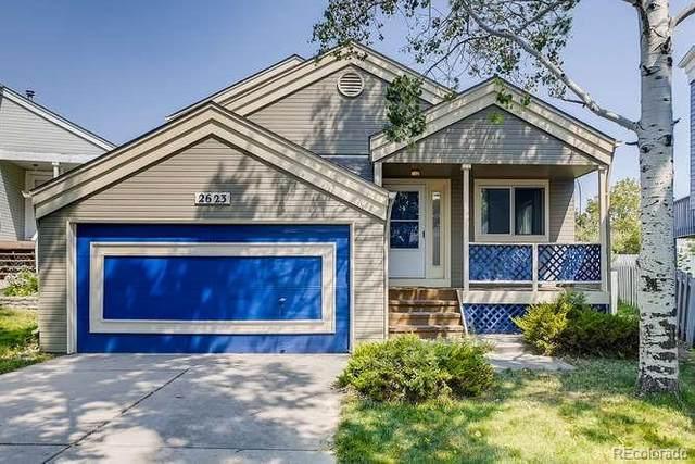 2623 S Deframe Circle, Lakewood, CO 80228 (#2470375) :: Kimberly Austin Properties