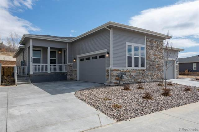 4520 Hidden Gulch Road, Castle Rock, CO 80104 (#2473769) :: The Harling Team @ HomeSmart