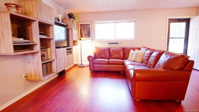 5700 W 28th Avenue #5, Wheat Ridge, CO 80214 (#2476203) :: Wisdom Real Estate