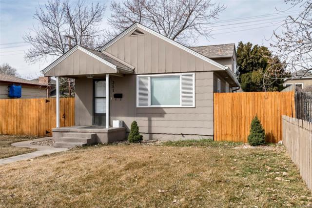 351 S Holly Street, Denver, CO 80246 (#2477986) :: The HomeSmiths Team - Keller Williams