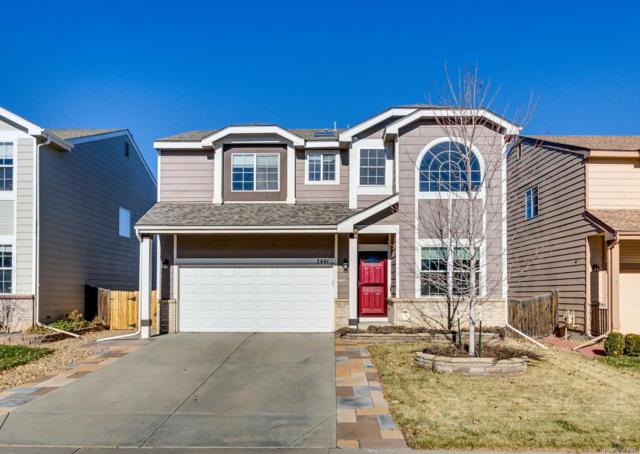 3441 E 108th Avenue, Northglenn, CO 80233 (#2480399) :: The Heyl Group at Keller Williams