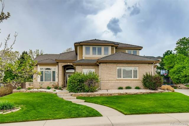 9133 Winrow Court, Highlands Ranch, CO 80126 (MLS #2483178) :: Stephanie Kolesar