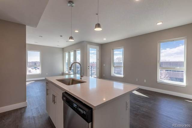 2374 S University Boulevard #202, Denver, CO 80210 (#2489156) :: Arnie Stein Team | RE/MAX Masters Millennium
