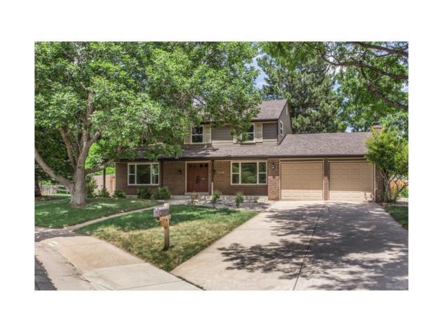 8249 E Hunters Hill Drive, Centennial, CO 80112 (MLS #2489501) :: 8z Real Estate