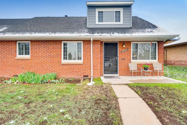 6780 W 44th Place, Wheat Ridge, CO 80033 (#2489863) :: The Healey Group