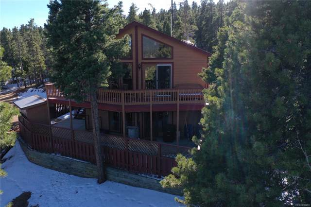 225 Road P62, Bailey, CO 80421 (#2490491) :: The DeGrood Team