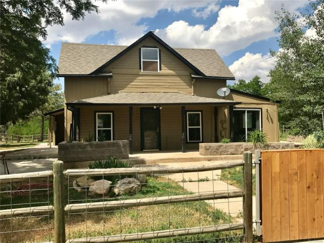 22111 County Road 150, Agate, CO 80101 (MLS #2492354) :: 8z Real Estate