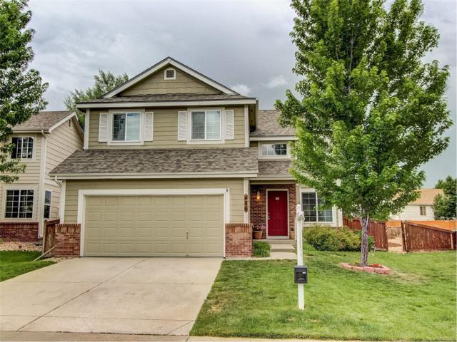 486 Balsa Drive, Castle Rock, CO 80104 (MLS #2492383) :: 8z Real Estate