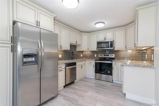 9335 E Center Avenue 9A, Denver, CO 80247 (#2493386) :: The Artisan Group at Keller Williams Premier Realty