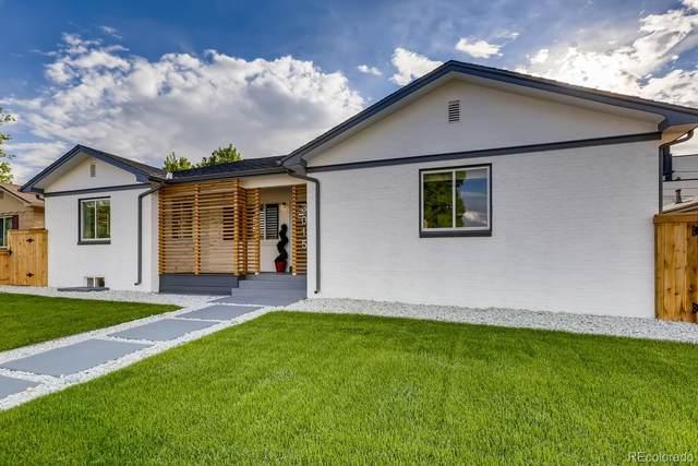 3015 Monroe Street, Denver, CO 80205 (#2493977) :: The Griffith Home Team