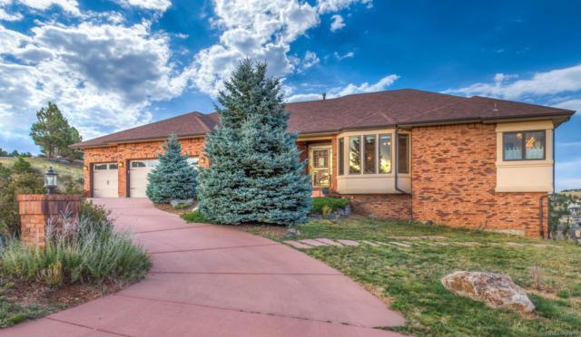 496 Buena Vista Road, Golden, CO 80401 (#2496450) :: The HomeSmiths Team - Keller Williams