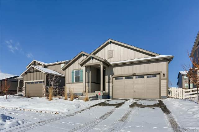 7285 S Titus Way, Aurora, CO 80016 (#2497734) :: The Healey Group