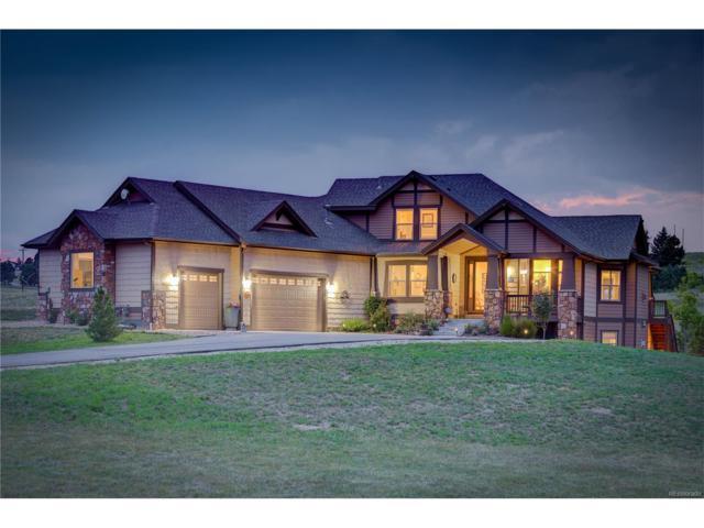 47083 Frasier Fir Circle, Parker, CO 80138 (MLS #2498236) :: 8z Real Estate