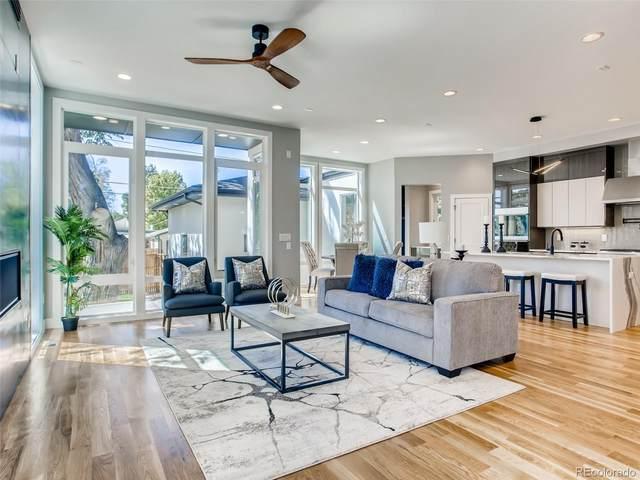 1499 S Jackson Street, Denver, CO 80210 (#2498246) :: Mile High Luxury Real Estate