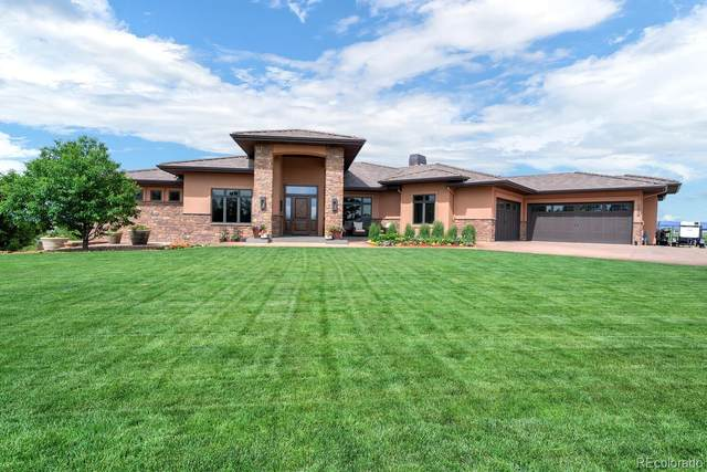 7320 Silver Ponds Heights, Colorado Springs, CO 80908 (#2501820) :: The Gilbert Group
