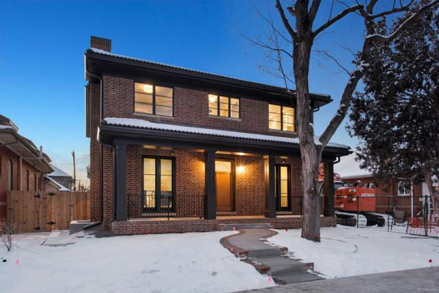 1131 S York Street, Denver, CO 80210 (#2501854) :: The City and Mountains Group