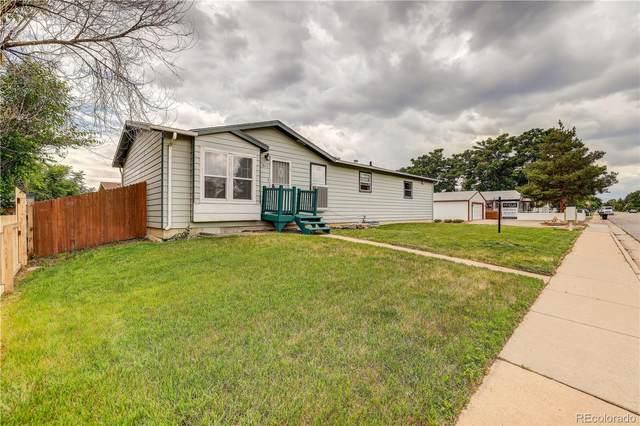 2580 W Wesley Avenue A, Denver, CO 80219 (#2504882) :: Wisdom Real Estate