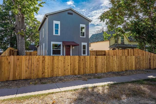 4770 Vine Street, Denver, CO 80216 (#2505114) :: Venterra Real Estate LLC