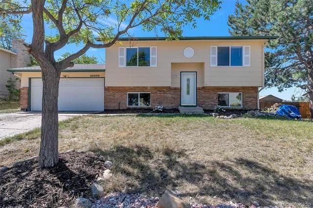 16300 E Bails Place, Aurora, CO 80017 (MLS #2508174) :: 8z Real Estate