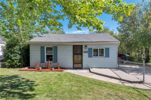 2165 W Warren Avenue, Englewood, CO 80110 (#2509048) :: The City and Mountains Group