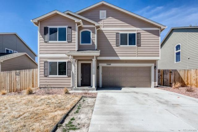 3560 Wild Daisy Drive, Colorado Springs, CO 80925 (#2509606) :: Compass Colorado Realty
