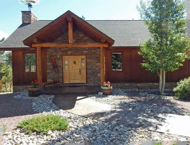 30480 National Forest Drive, Buena Vista, CO 81211 (#2511660) :: The DeGrood Team
