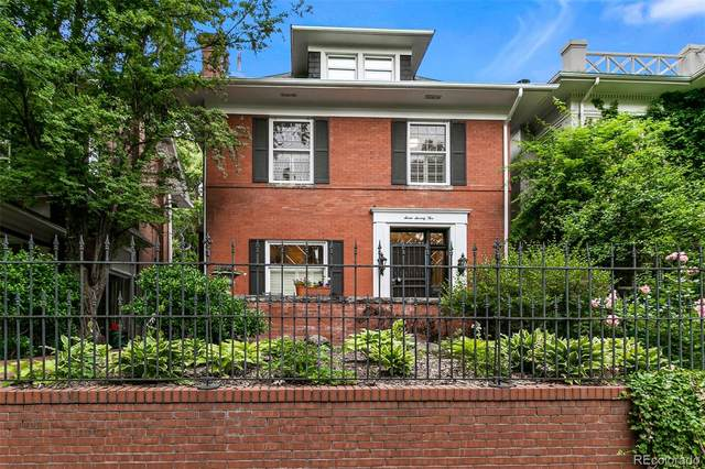 775 N Lafayette Street, Denver, CO 80218 (#2514020) :: The Colorado Foothills Team | Berkshire Hathaway Elevated Living Real Estate