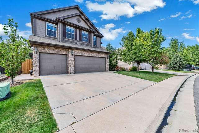 6107 S Tibet Street, Aurora, CO 80015 (MLS #2514545) :: 8z Real Estate