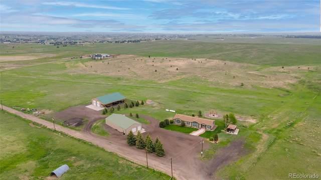 11125 Hilltop Road, Parker, CO 80134 (MLS #2515130) :: Find Colorado