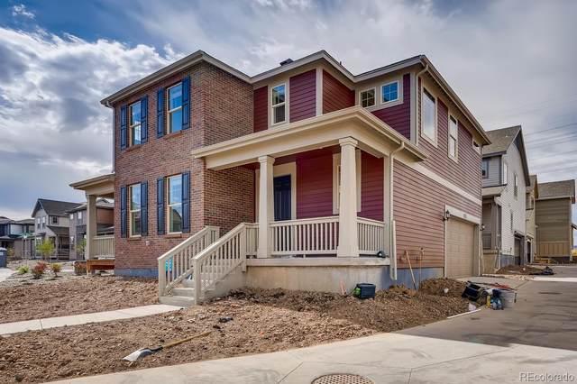 9251 Inca Dove Circle, Littleton, CO 80125 (MLS #2515528) :: 8z Real Estate