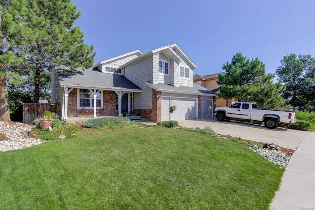 9011 W Chat Field Drive, Littleton, CO 80128 (MLS #2517201) :: 8z Real Estate