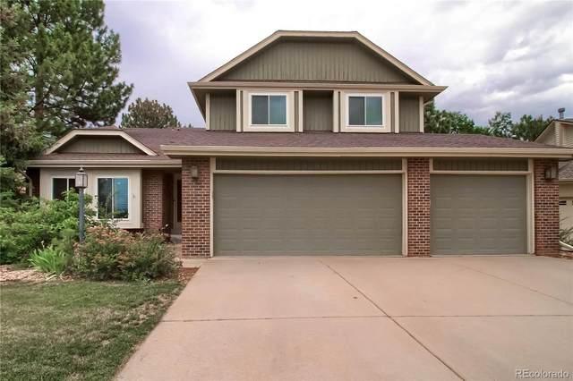 16701 E Berry Lane, Centennial, CO 80015 (#2520075) :: Wisdom Real Estate