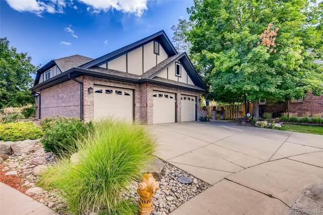 44 S Joyce Street, Golden, CO 80401 (MLS #2521558) :: Clare Day with Keller Williams Advantage Realty LLC