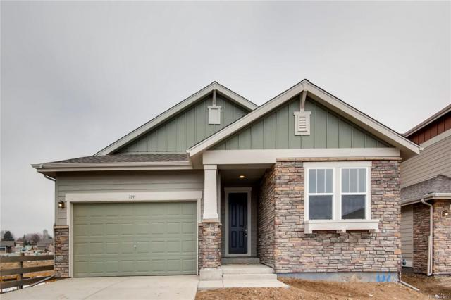 7091 W Asbury Place, Lakewood, CO 80227 (MLS #2522400) :: 8z Real Estate