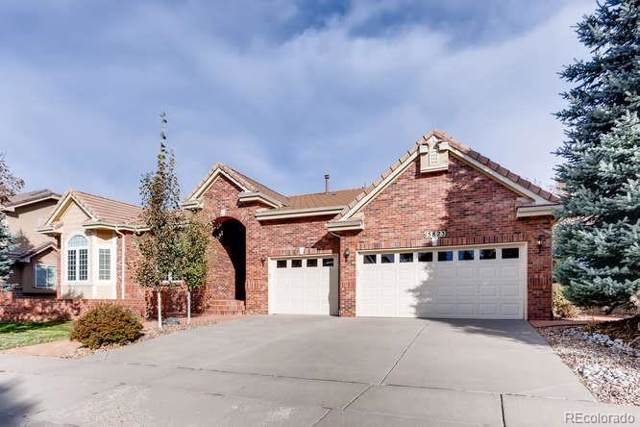 15823 E Lake Circle, Centennial, CO 80016 (#2522762) :: HomePopper