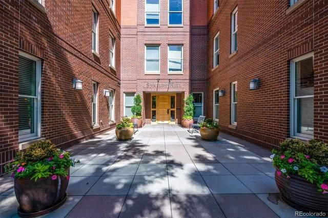 1630 Clarkson Street #100, Denver, CO 80218 (MLS #2523780) :: Wheelhouse Realty
