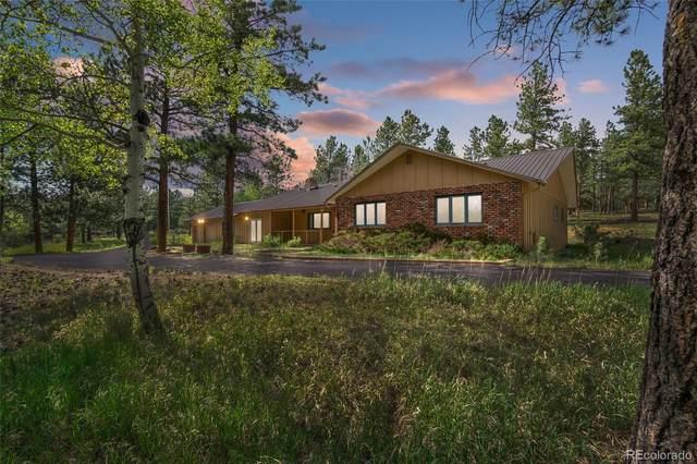 434 Hangmans Road, Bailey, CO 80421 (#2523960) :: Wisdom Real Estate