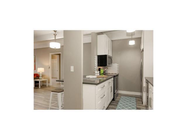 551 Pearl Street #409, Denver, CO 80203 (MLS #2527678) :: 8z Real Estate
