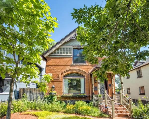 135 W 1st Avenue, Denver, CO 80223 (MLS #2528240) :: Find Colorado