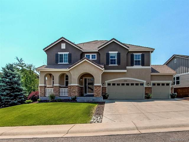 4366 Ivycrest Point, Highlands Ranch, CO 80130 (#2528360) :: Venterra Real Estate LLC