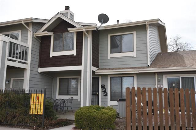 8717 Chase Drive #233, Arvada, CO 80003 (#2530686) :: The Heyl Group at Keller Williams