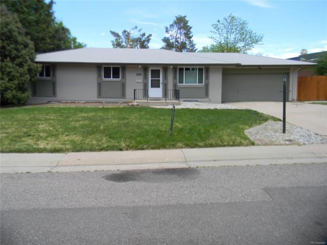 7680 S Kit Carson Drive, Centennial, CO 80122 (#2530913) :: The Pete Cook Home Group