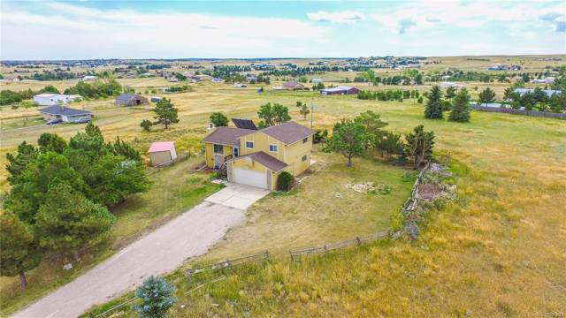 300 Vienna Drive, Parker, CO 80138 (#2531385) :: The Peak Properties Group