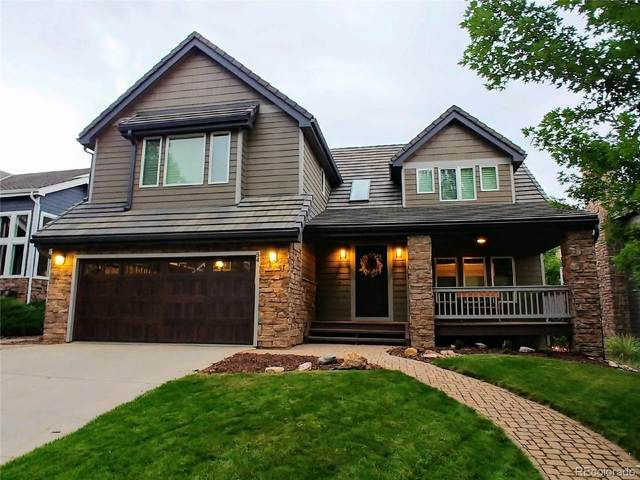 54 Willowleaf Drive, Littleton, CO 80127 (MLS #2531762) :: 8z Real Estate