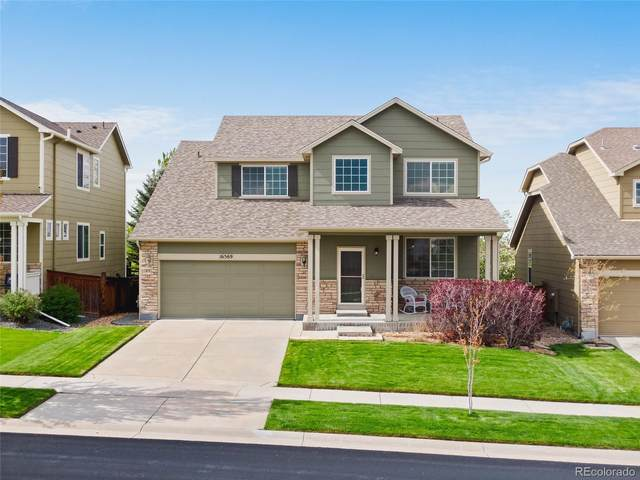 16569 E Prairie Wind Avenue, Parker, CO 80134 (#2534217) :: Finch & Gable Real Estate Co.