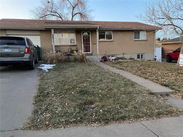 8671 Rainbow Avenue, Denver, CO 80229 (#2535001) :: iHomes Colorado