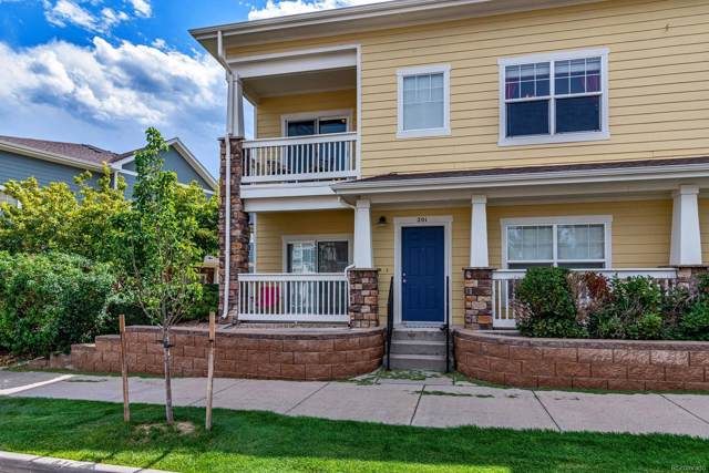 9429 Ashbury Circle #201, Parker, CO 80134 (MLS #2535701) :: 8z Real Estate