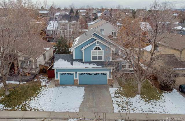 930 Sage Sparrow Circle, Highlands Ranch, CO 80129 (#2536821) :: The DeGrood Team